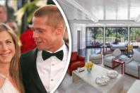 Bývalý dům Jennifer Aniston a Brada Pitta