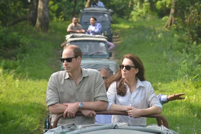 William s Kate berou většinu svých akcí pracovně, proto nevidí důvod k přehnaným intimnostem.