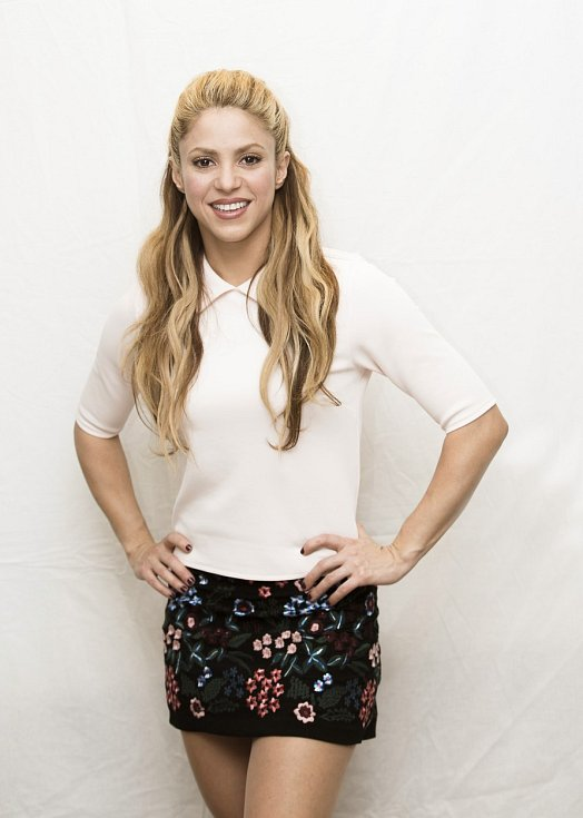 Shakira - partnerka Gerarda Piquého