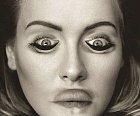 Adele, to by byl ale obal desky, co?