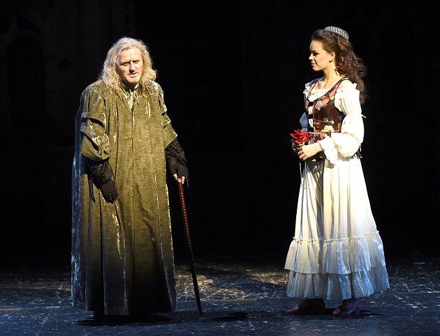Vmuzikálu Mefisto našla poslání.