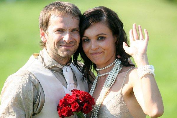 Jan Révai a Daniela Urbánková