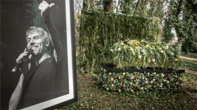 Petr Kellner/pohřeb