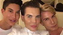 Tři Keni - Justin Jedlica, Rodrigo Alves a Robert Paulat se potkali za velkou louží...