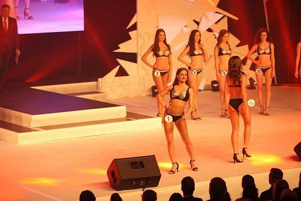 Diváci na Miss milovali hlavně promenádu vplavkách.