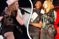 Co se stalo se zadkem Madonny? Fanoušci se zděsili!
