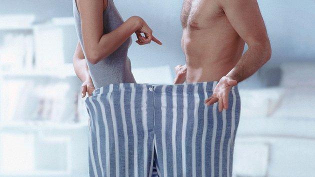 Společné bydlení má mnoho nástrah. Třeba změny tělesné hmotnosti.