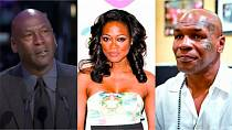 Mike Tyson, Michael Jordan, Robin Givens
