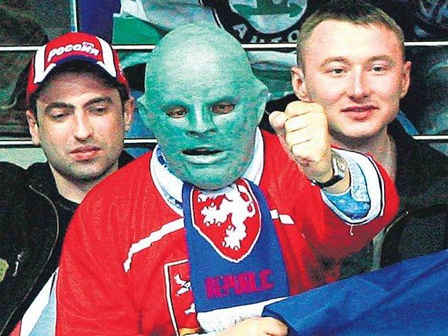 Hadamczikovým hokům bude určitě fandit i český Fantomas!