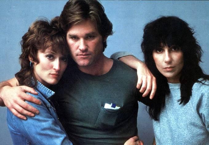 37 let: Vdramatu Silkwoodová (1983) se objevila poboku Meryl Streep aKurta Russella.