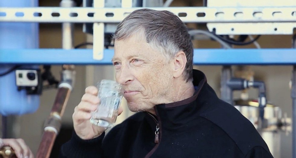 """""""Když jsem zuřil u nových Windows… napadlo by mě snad, že to budu moci říct Billu Gatesovi osobně?"""""""