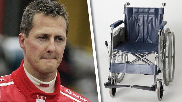 Schumacher zdaleka nemá vyhráno...