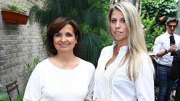 Tereza Brabcová a Veronika Freimanová