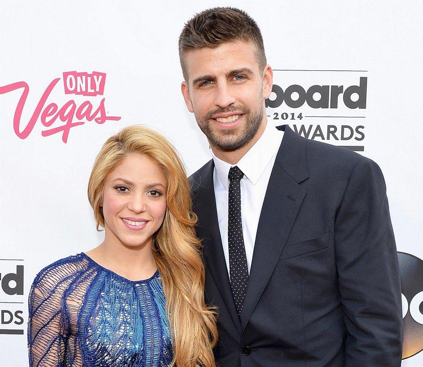 Shakira a Piqué mají už dvě děti.