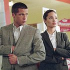 Angelina Jolie a Brad Pitt ve filmu Mr. & Mrs. Smith