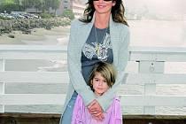 Cindy Crawford s dcerou