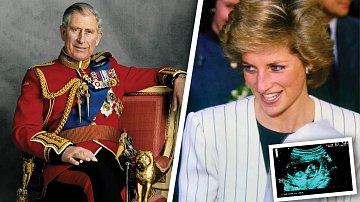 Diana překážela Charlesovi ve štěstí. A tak nebral prý ohled ani na její nenarozené dítě...