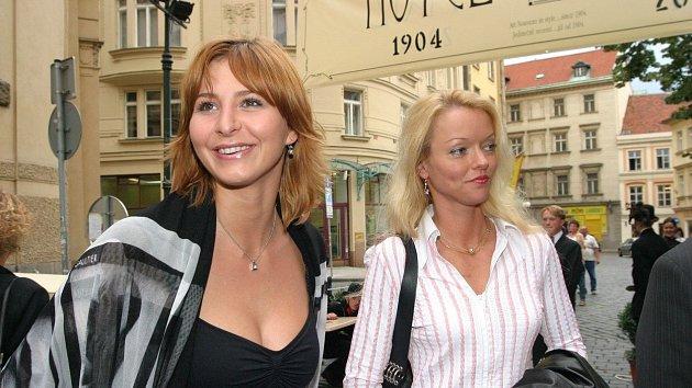 Ivana a Dominika Gottová