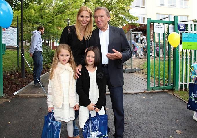 Ivana Gottová je hlavně oporou pro svoje děti.