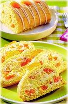 Mandarinková roláda
