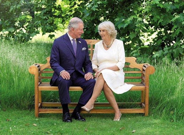 Camilla a princ Charles