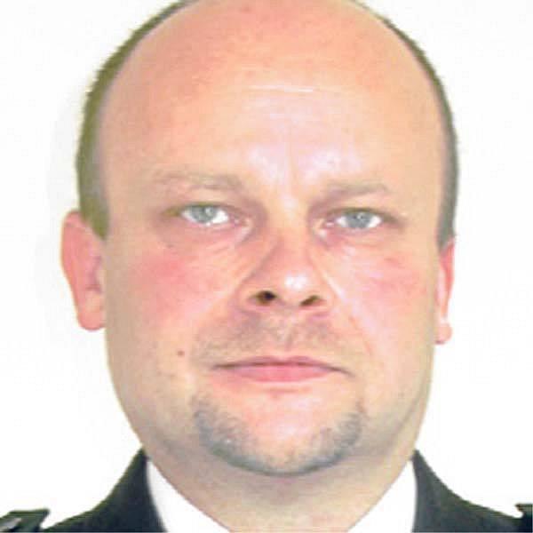 Policista Zdeněk Kubík