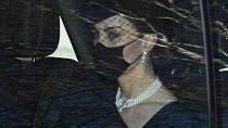 Kate si vzala na obřad náhrdelník, který nosila princezna Diana.