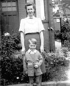 David Bowie s matkou
