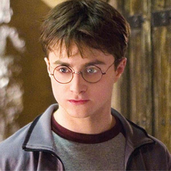 Kouzelník Harry Potter v podání Daniela Radcliffa