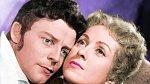 Vefilmu Červený ačerný (1954) sDanielle Darrieuxovou.