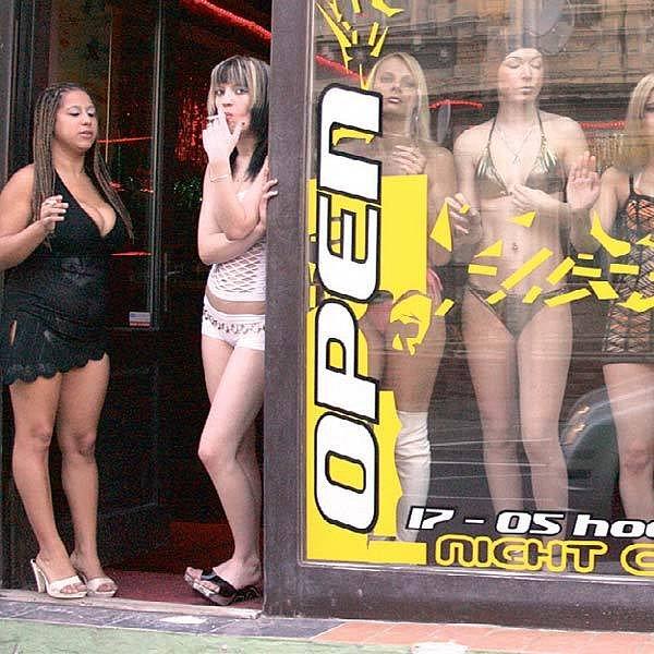 klub šlapky sex