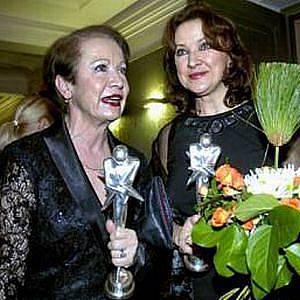 Hana Maciuchová na prvním a Zlata Adamovská na druhém místě v anketě ANNO 2009