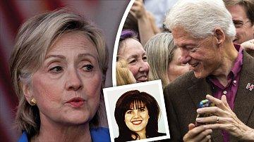 Hillary jednání Billa nechápe, Clinton jako by nebral ohledy na to, jak moc jí ubližuje.