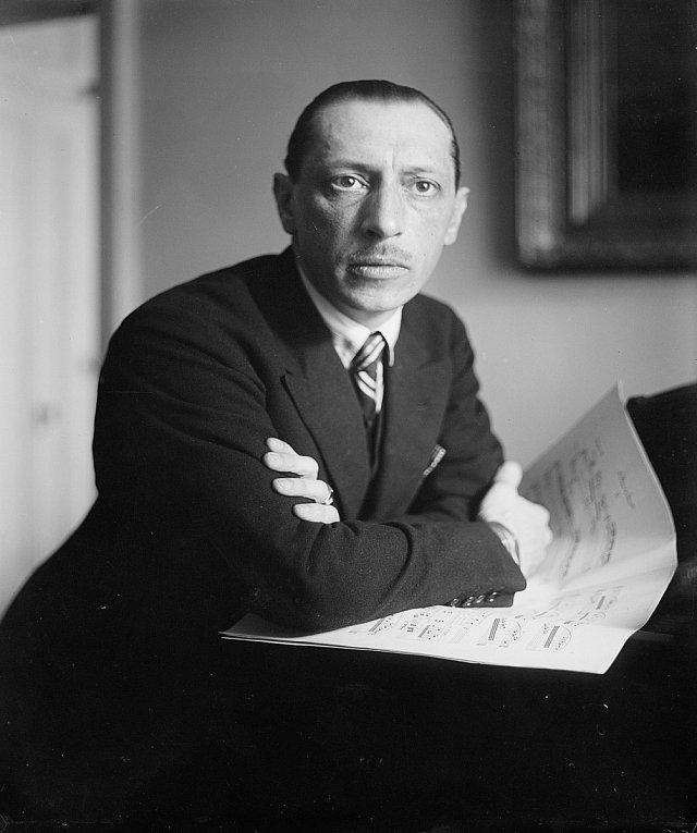 Coco měla řadu slavných milenců, třeba skladatele Igora Stravinského.
