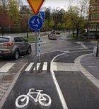 Super řešení pro cyklisty.