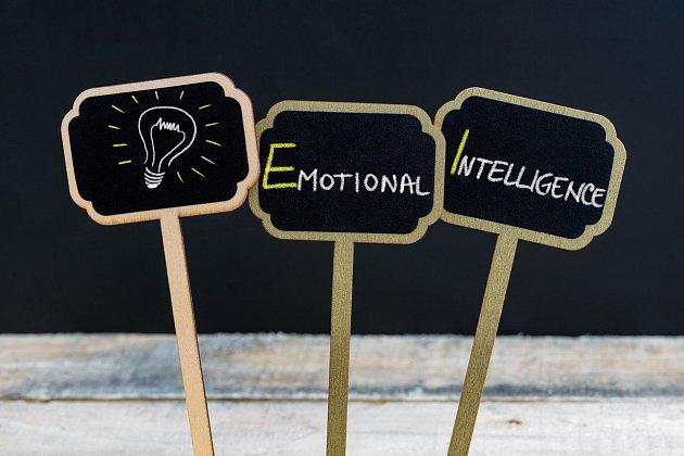 Emoční inteligence je důležitá.