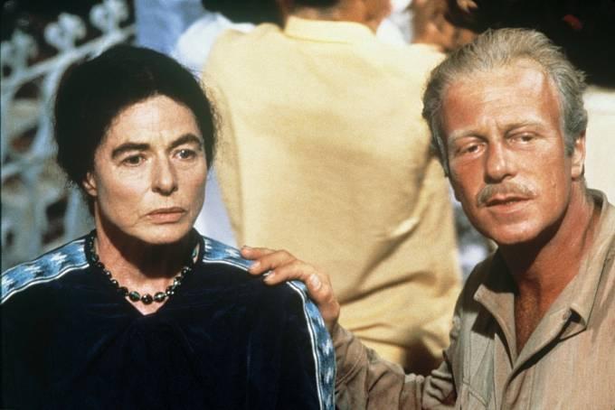 Umírající herečka vposlední roli jako Golda Meirová