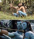Avatar byl z velké části změněn v počítači.