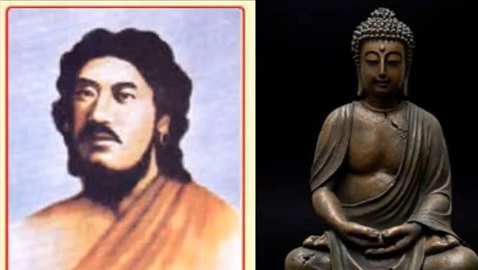 První Buddha Siddharta.