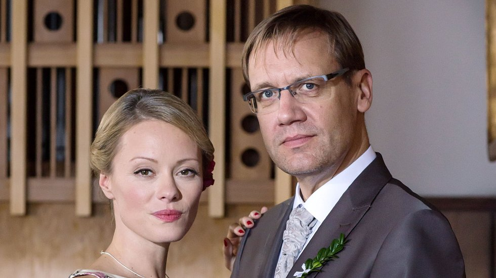 David Matásek a Linda Rybová