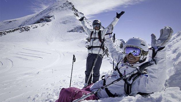 Po Evropě se dá lyžovat na mnoha místech! Třeba ve Švýcarsku.
