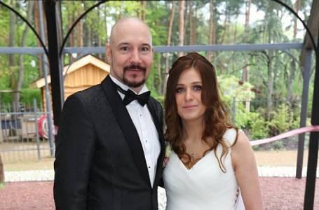Bohuš Matuš a jeho manželka Lucie