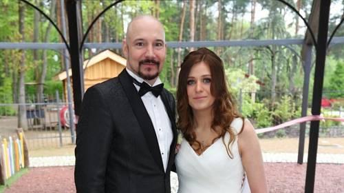 Bohuš Matuš a jeho žena Lucie