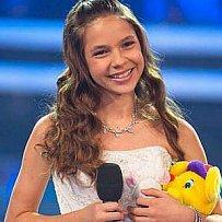 Vítězka Patrícia Janečková