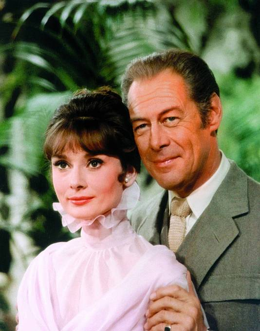 SAudrey Hepburnovou vytvořil nezapomenutelnou dvojici vmuzikálu My Fair Lady (1964).
