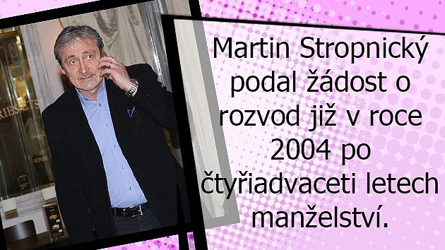 Historie lásky Veroniky Žilkové a Martina Stropnického je krásná.