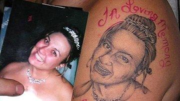 10 nejšílenějších tetování, které byste mít na sobě opravdu nechtěli.
