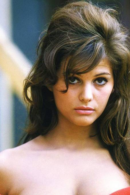 Claudia Cardinalová bývala jednou z nejkrásnějších žen světa.