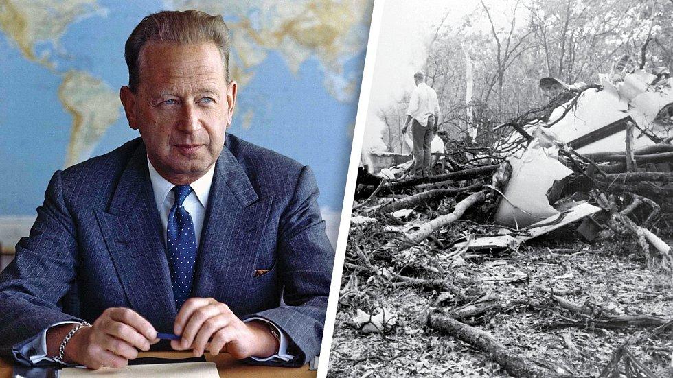 Dagu Hammarskjöldovi byla posmrtně udělena Nobelova cena míru.
