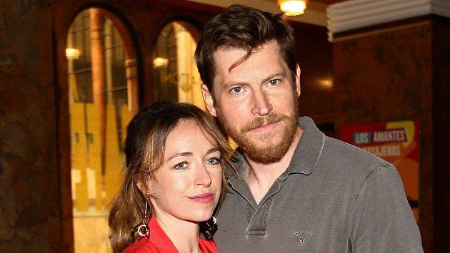 David Švehlík a Tatiana Vilhelmová